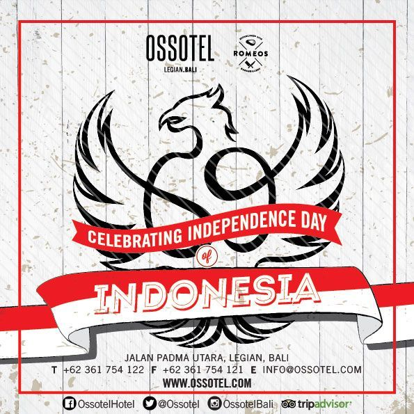 69th celebrating independence day of indonesia