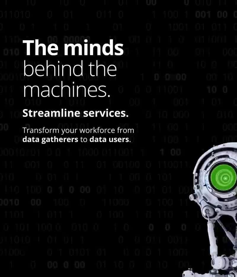 poster pelatihan bernilai process robotics in government deloitte us