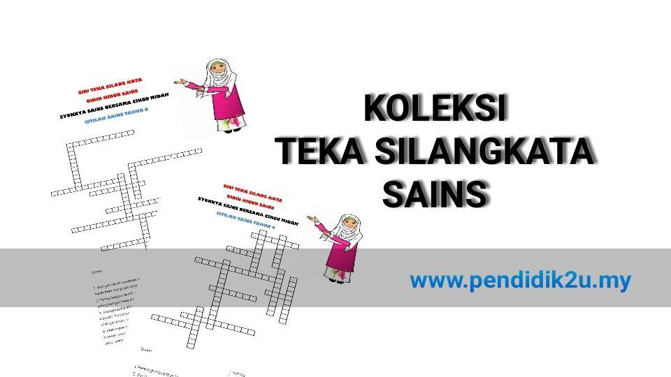 Koleksi Teka Silang Kata Bahasa Melayu Berguna Pelbagai Koleksi Teka Silang Kata Bahasa Melayu Yang Sangat Baik