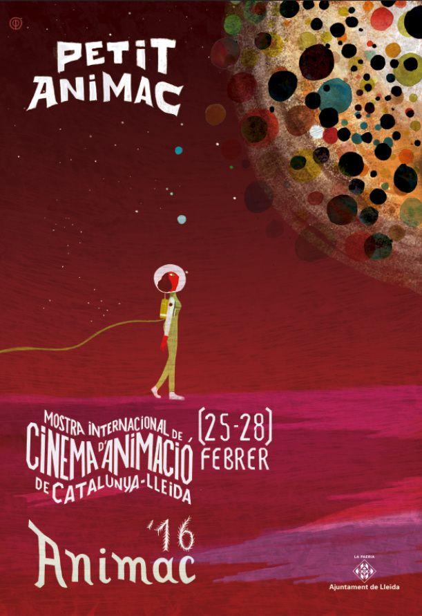 Poster Animasi Menarik Animac Carles Porta