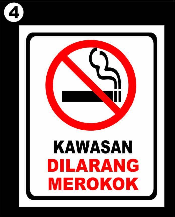 Poster Anti Rokok Bermanfaat Download Cepat Bermacam Contoh Poster Larangan Merokok Yang