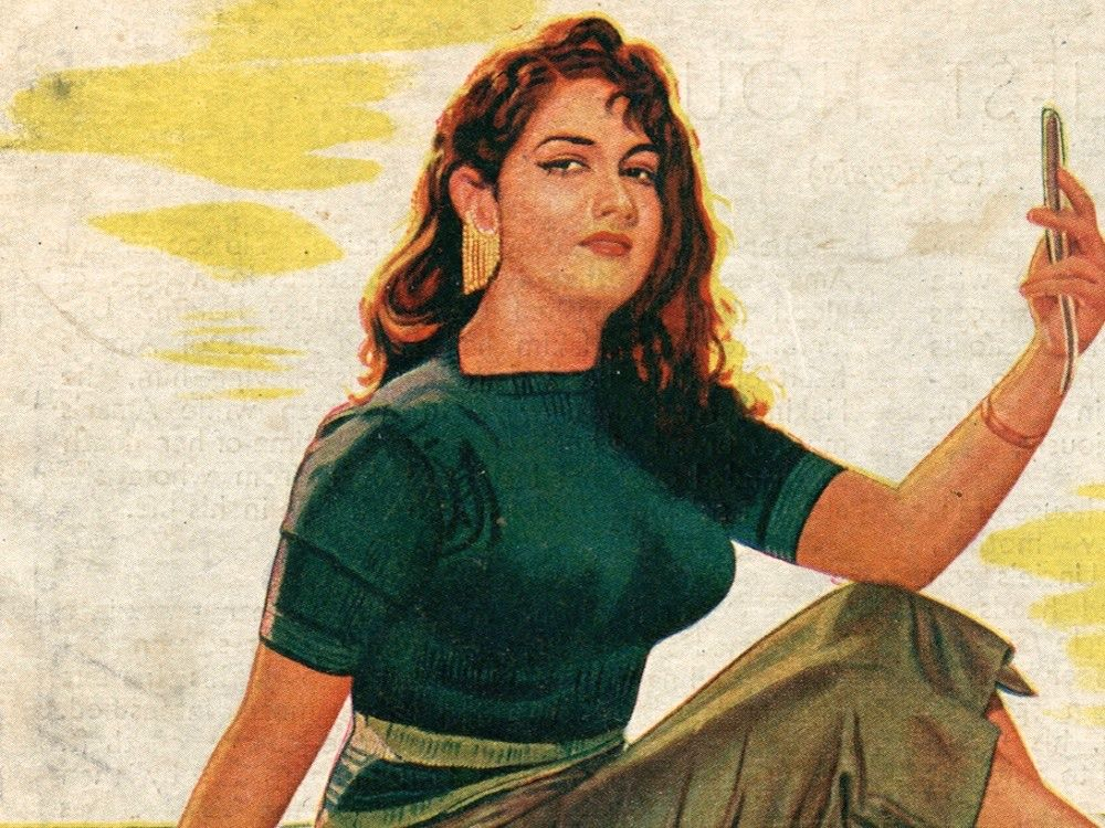 12 dazzling vintage film posters from the golden age of indian cinema bfi