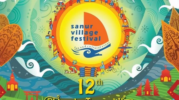 sanur village festival 2017 membumikan spirit bhinneka tunggal ika