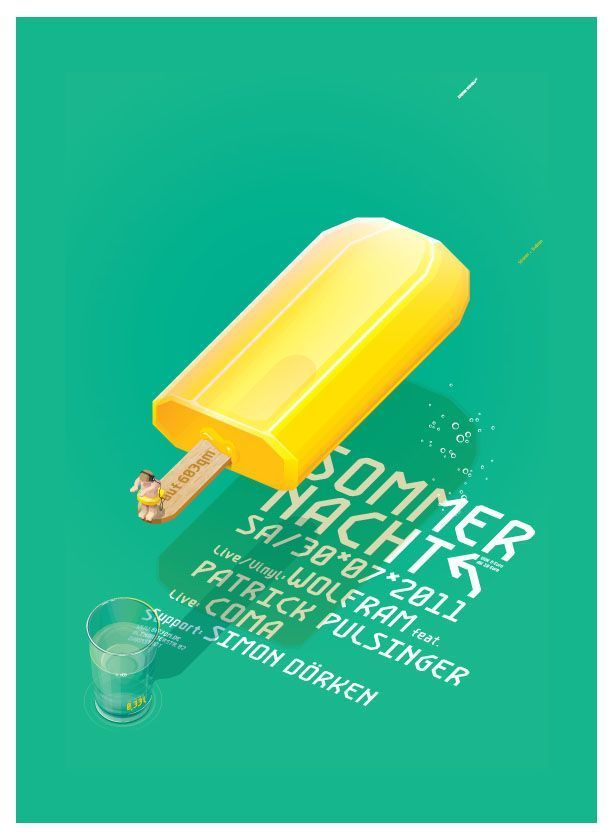 sommernacht creative event poster examples creative flyer examples event flyer examples flyer examples marketing flyer examples