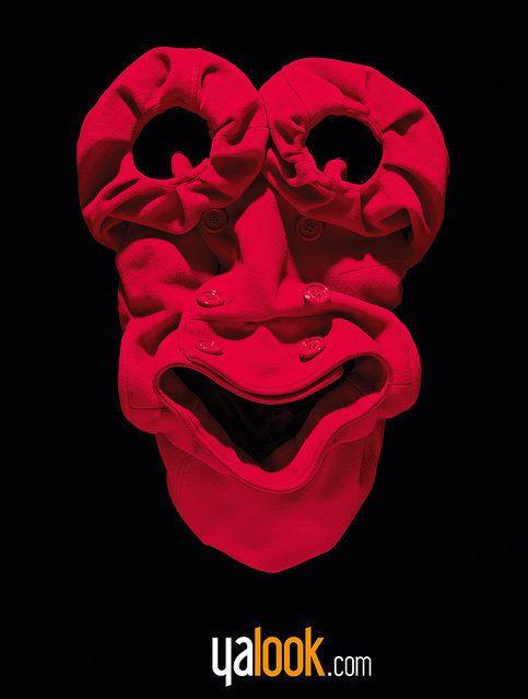 keren banget fashion faces by bela bosordi seni membentuk wajah dengan pakaian