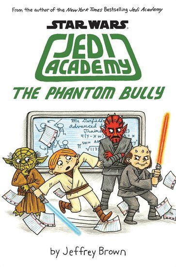 Poster Bullying Terbaik Jedi Academy 3 the Phantom Bully Scholastic Shop