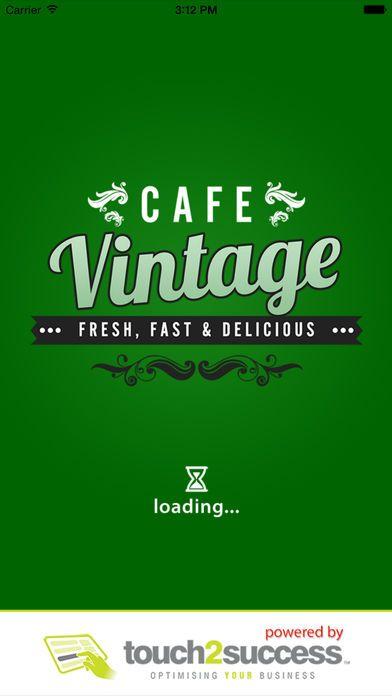 screenshot 5 for cafe vintage