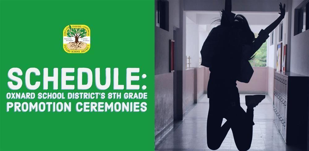 schedule 2019 promotion ceremonies