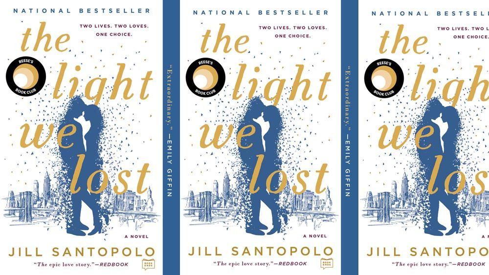 jill santopolo s romantic novel the light we lost in development as a movie