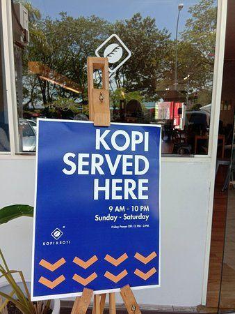 Poster Merdeka Hebat Img 20180901 143210 Large Jpg Picture Of Kopi Roti Alor Setar