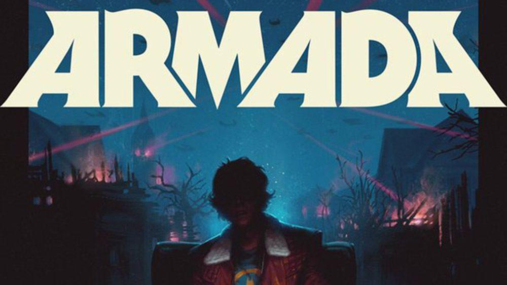 Poster Movie Menarik Universal Moving Ahead On Ernest Cline S Sci Fi Armada Movie Variety