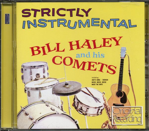strictly instrumental cd