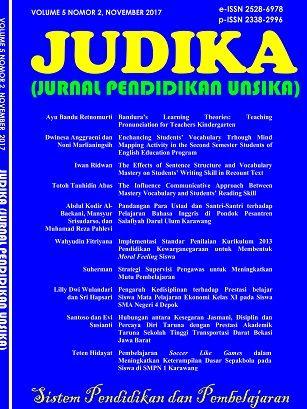 vol 5 no 2 2017 judika jurnal pendidikan unsika