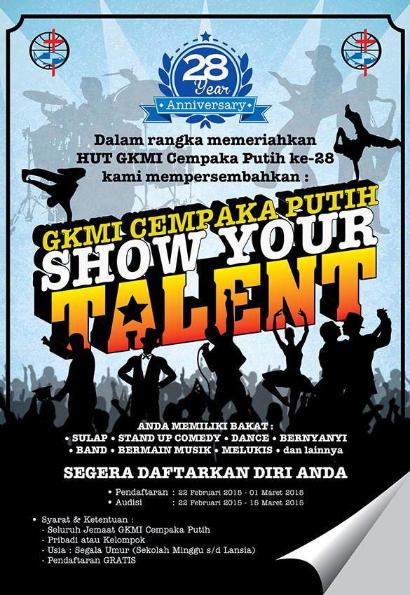 school talent show flyer template 17 amazing talent show flyer