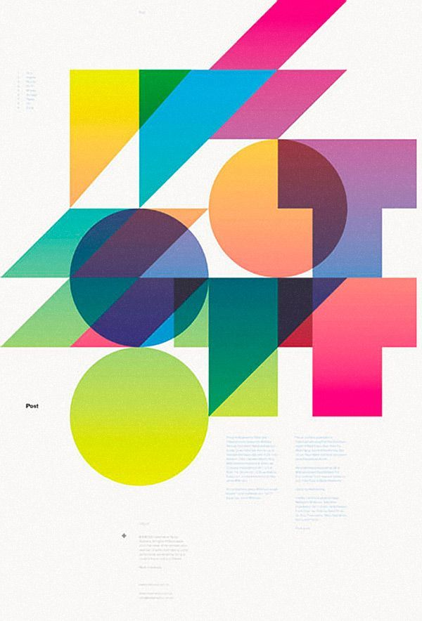his work encompasses a variety of media especially poster design with a swiss oriented reference point gowing effectively utilizes simple