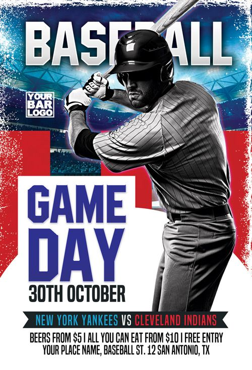 Sports Day Poster Baik Baseball Flyers Leon Seattlebaby Co
