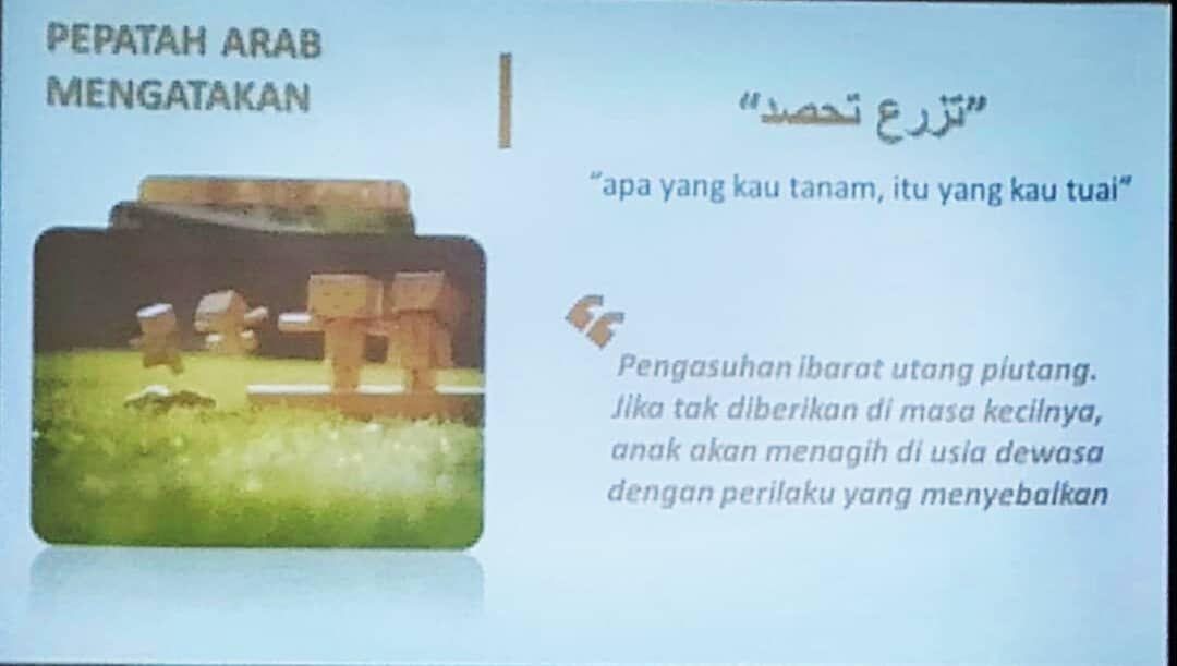 islamicparenting quranicparenting parentingnabawiyah resume tugas orang tua jaga diri dan