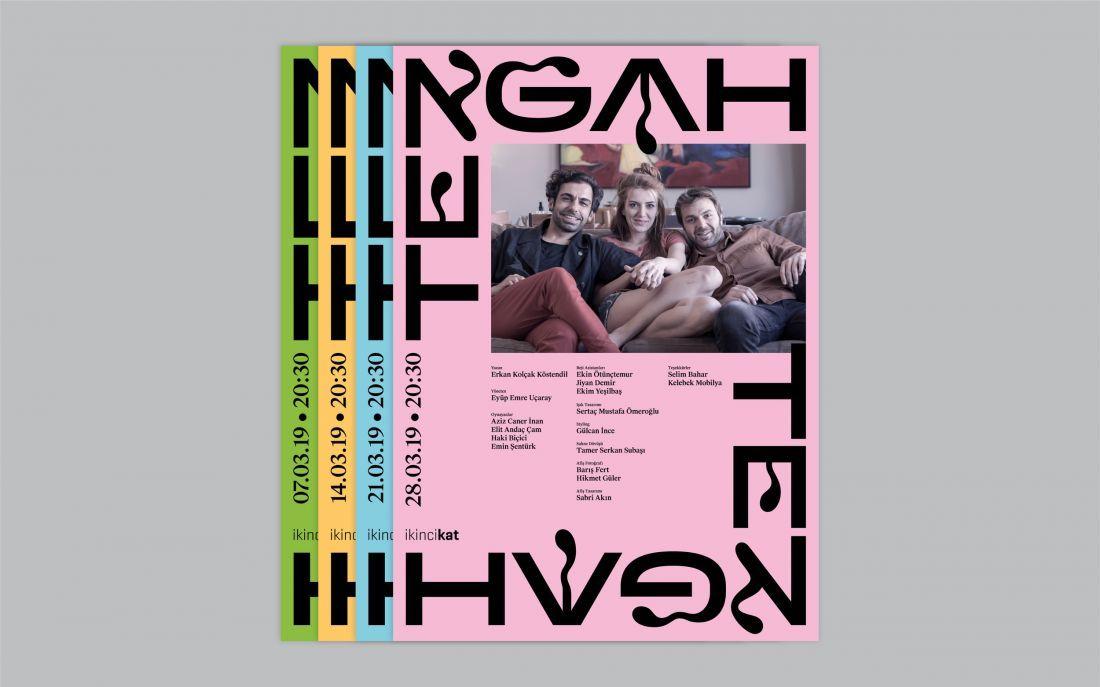 sabri akin s brilliant pro bono poster designs for indie istanbul culture
